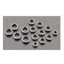 Trax 7541x - Bearings: 4x8mm (2), 6x10mm (8), 8x12mm (5) (la
