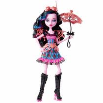 Boneca Monster High Fusões Dracubecca Mattel