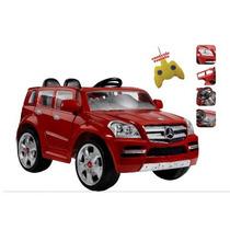 Mini Mercedes Elétrico Infantil - Jessica Brinquedos