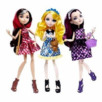 Coleção Boneca Ever After High Piquenique Encantado