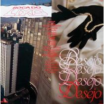 Lp Minissérie Desejo/boca Do Lixo/1990/globo/novinho.