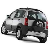 Parachoque Dianteiro Fiat Idea Adventure 2013