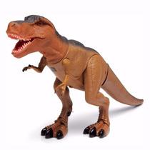Mighty Megassauro Tiranossauro Rex - Dinossauro Dtc