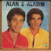 Lp (083) Vinil - Sertanejo - Alan E Aladim