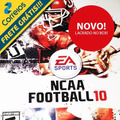 Ncaa Football 10 - Playstation Ps3 - Novo