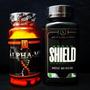 Combo Explosão Muscular Alpha M1 + Organ Shield 15% Off