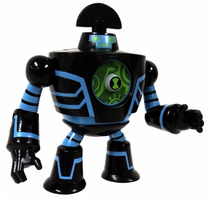 Brinquedo Boneco Ben 10 Ominiverse Contra Tempo