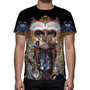 Camisa, Camiseta Michael Jackson Dangerous - Estampa Total