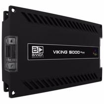 Banda Ice 5000 Rms Viking 2 Ohms Amplificador Digital Pareda