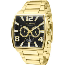 Relógio Technos Classic Legacy - Js25ar/1d - Garantia E Nf