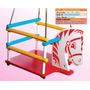 Brinquedo Infantil - Cadeira De Balanço P/crianças Cavalinho