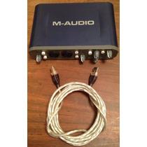 M Audio Fast Track Pro 4x4 Mobile Usb