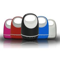 Mini Caixa De Som Portátil Amplificado Bluetooth P2 Sem Fio