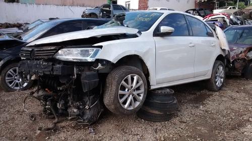 VW JETTA 2.0 2013 / SUCATA PARA RETIRADA DE PEÇAS