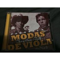 Chrystian E Ralf - Pagodes E Modas De Viola (cd Lacrado)