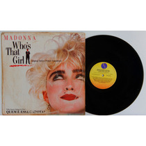 Lp Vinil Madonna Who