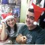 Pacote 200 Touca Papai Noel Cetim Primeira Linha Gorro