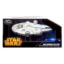 2014 Disney Store Star Wars Millennium Falcon Deluxe Diecast