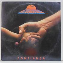 Lp Grupo Altos Louvores - Confiança - 1994 - Som E Louvores
