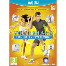 Your Shape: Fitness Evolved 2013 Wii U - Novo