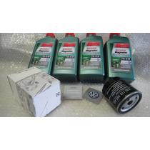 Troca De Oleo Castrol 5w40 Gol/fox/polo/saveiro Original Vw