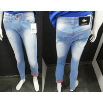 Calça Jeans Masculina Lote Em Atacado 06 Peças