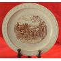 Prato Antigo - Decorativo - Porcelana Porto Ferreira - A36