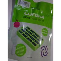 Kit Com 4 Itens - Filtro Antiodor Consul Bem Estar W10515645