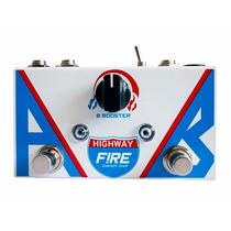 Pedal Fire Custom Shop Ab Box Highway Booster Envio24h Nfisc