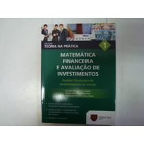 Livro - Coleção Teoria Na Prática - Matemática Financeira E.