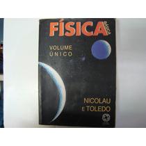 Livro - Física Básica Volume Único - Nicolau - Toledo