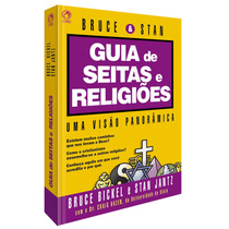 Livro Guia De Seitas E Religiões / Bruce & Stan.