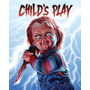 Blu-ray Brinquedo Assassino - Dublado - Lacrado