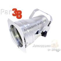 Canhão De Luz Par 38 Já Com Soquete E27 E Rabicho