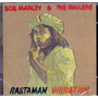 Cd Bob Marley & The Wailers - Rastaman Vibration Original