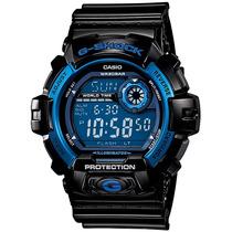 Relógio Casio G-shock G-8900 5 Alarmes Hora Mundial Wr-200 A