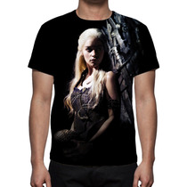 Camisa, Camiseta Série Game Of Thrones - Mod 02