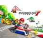 Mario Kart 7 3d P/ 3ds, 3dsxl E 2ds - Eshop Code Americano