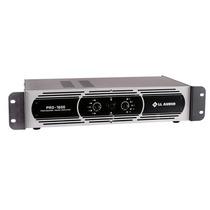 Amplificador De Potência Profissonal Pro1600 - 400 Wrms