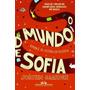 O Mundo De Sofia Livro Jostein Gaarder Frete Gratis