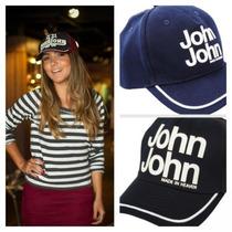 Boné John John Varias Cores + Frete Grátis Super Promoção