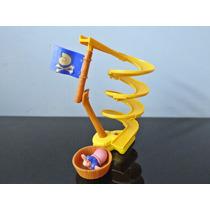 Brinquedo Kinder Ovo Coleção Caracol Caramujo Pirata Bugle
