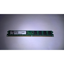 Ktd-dm8400c6/2g Kingston Ddr2 2gb Pc6400 800mhz Seminova Pc