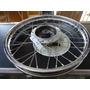 Roda Dianteira Bros 125/150 Tambor