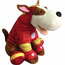Cão Spock Candide Avengers - Homem De Ferro