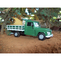 Miniatura Rural Willys Pick Up
