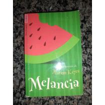 Livro Melancia De Marian Keyes
