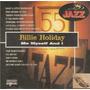 Cd Lacrado Importado Billie Holiday Me Myself And I 1995