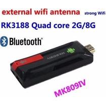 Quad Core Rk3188 T Tv Box Mk809iv Android 4.4.2 Kitkat 2 Gb