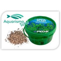 Substrato Prodac Fertil Plant 3,2kg Para Aquario Plantado